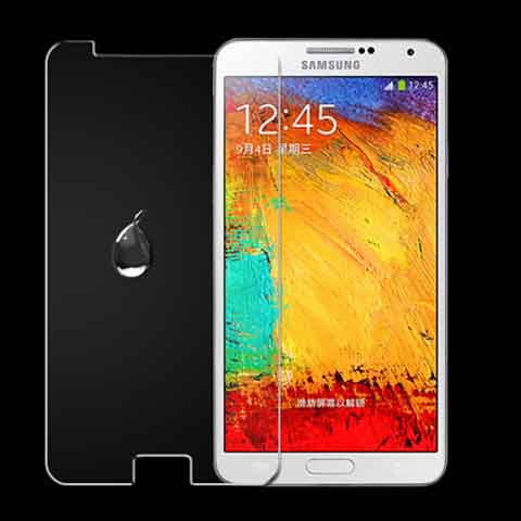 Samsung Galaxy Note 4 Ultra-thin 0.2mm Tempered Glass Screen Protector - CELLRIZON