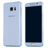 Samsung S7 & S7 Edge Crystal Clear Full Soft Body Cover Case - CELLRIZON  - 4