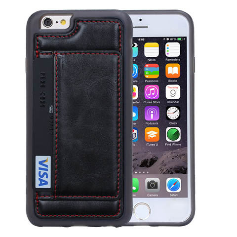 TPU Plug-in Card Case for iPhone 6 - CELLRIZON