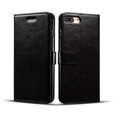 Fine lines printed leather Case For IPhone 7 7plus - CELLRIZON  - 2