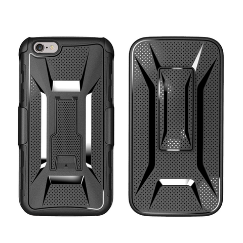Armor TPU Back Cover Case for iPhone 6/6S & 6 Plus/6S Plus - CELLRIZON  - 7