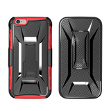 Armor TPU Back Cover Case for iPhone 6/6S & 6 Plus/6S Plus - CELLRIZON  - 8