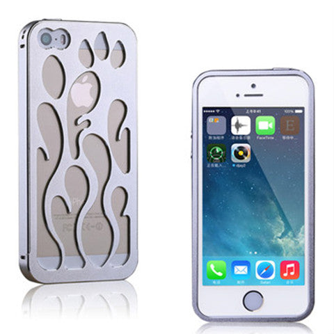 Flame Aluminum Metal Frame Case for iPhone 6 - CELLRIZON