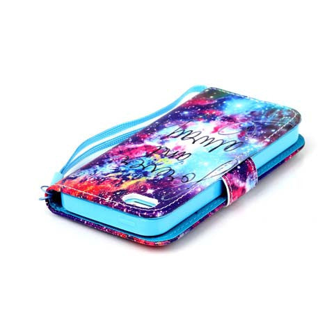 Forever and Always Flip Wallet Phone Case for iPhone 6 - CELLRIZON