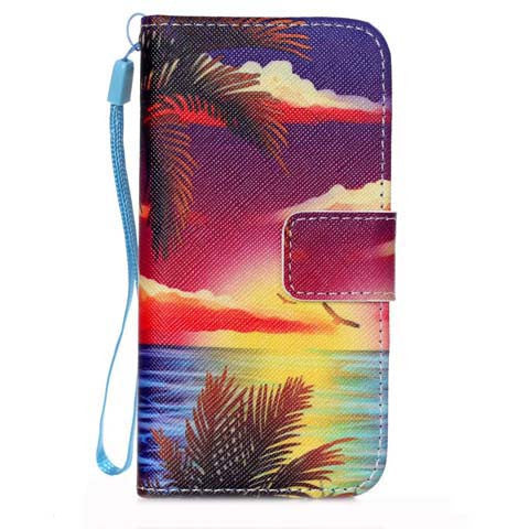 Hawaii Stand Leather Card Slot Case For iPhone 6 - CELLRIZON  - 3