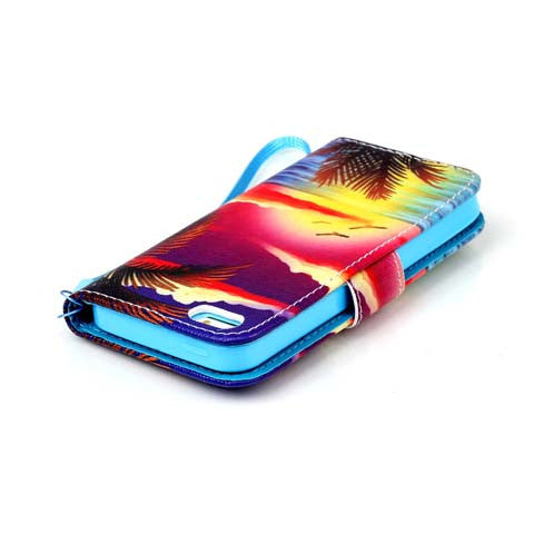 Hawaii Stand Leather Card Slot Case For iPhone 6 - CELLRIZON  - 2