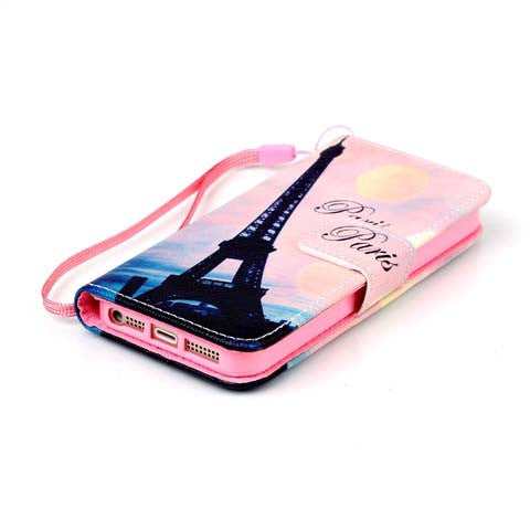 Paris Tower Flip Leather Phone Case for iPhone 6 - CELLRIZON