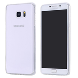 Samsung S7 & S7 Edge Crystal Clear Full Soft Body Cover Case - CELLRIZON  - 5