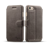 Calf Covered Wallet Phone Case For  IPhone7& 7 Plus - CELLRIZON  - 4