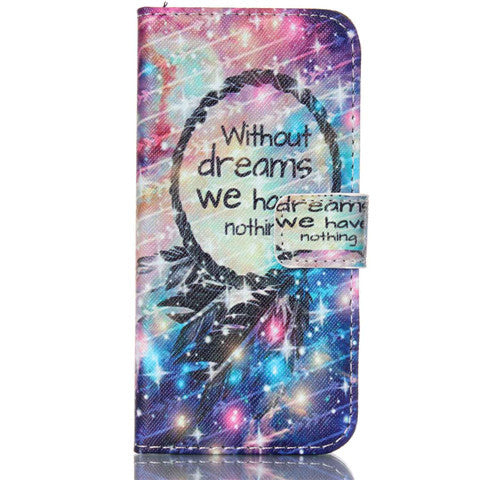 Dream Stand imitation Leather Case For Iphone 6/6 plus - CELLRIZON