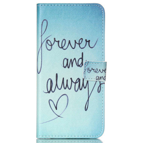 Forever Stand Artificial Leather Case For Iphone 6 plus - CELLRIZON