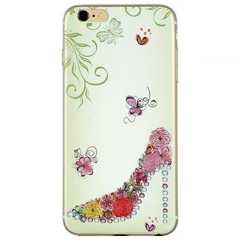 High-heeled Shoes Hard Case for iPhone 6 Plus 5.5inch - CELLRIZON