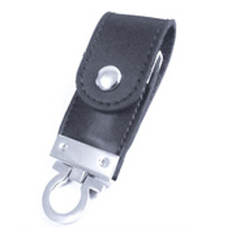 KEY Ring Business Leather USB Flash Drives 8/16/32GB - CELLRIZON  - 2