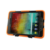 Silicone with PC Back Cover For Samsung GALAXY Tab A 9.7 T550 - CELLRIZON