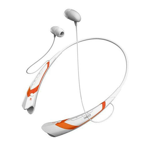 HBS-760 Bluetooth Sport Headset with Inline Microphone - Assorted Colors - CELLRIZON  - 7