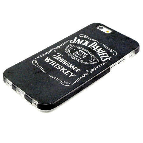 Whiskey Pattern Soft TPU Case for iPhone 6 - CELLRIZON