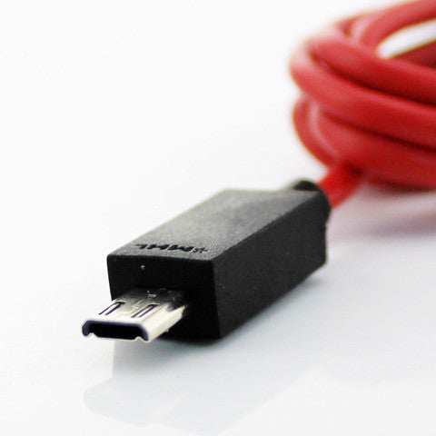 MHL Micro USB to HDMI 1080P HDTV Adapter Cable - CELLRIZON