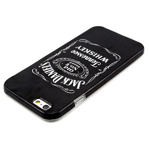 Whiskey Pattern Soft TPU Case for iPhone 6 4.7 inch - CELLRIZON  - 2