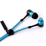 3.5mm Port Zipper Earphones - CELLRIZON