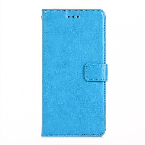 PU Wallet Stand Case for Samsung S6 Edge Plus - CELLRIZON