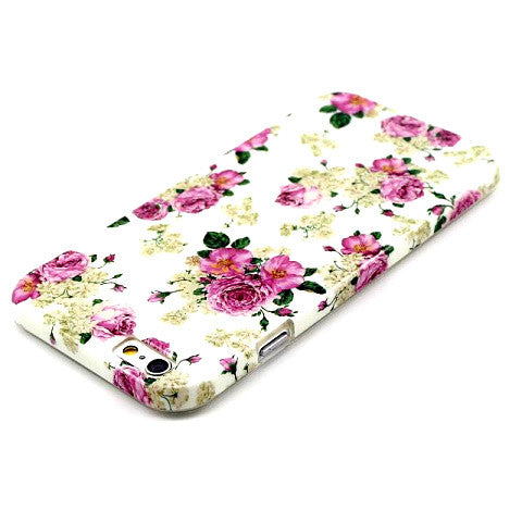 Floral Blossom TPU Case for iPhone 6 - CELLRIZON