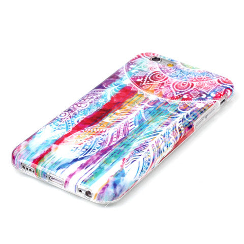 Watercolor Campanula hard case for iphone 6/6S/6 plus 5.5 inch - CELLRIZON  - 3