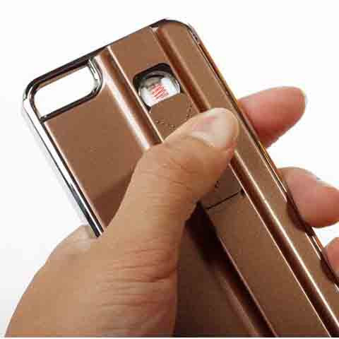 Smoking Cigarette Lighter Case for iPhone5 5S - CELLRIZON