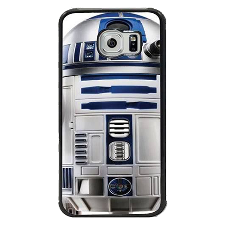 R2D2 Samsung Galaxy S6/S6 Edge Case Back Cover