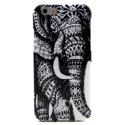 Soft Elephant TPU Case for iPhone 6 - CELLRIZON