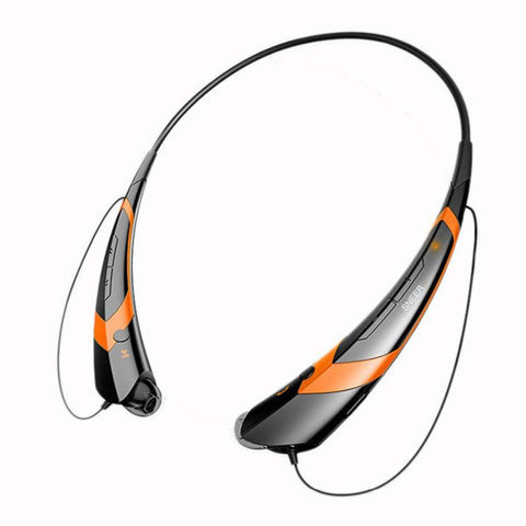 HBS-760 Bluetooth Sport Headset with Inline Microphone - Assorted Colors - CELLRIZON  - 9