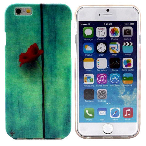 Rose Soft TPU Case for iPhone 6 - CELLRIZON