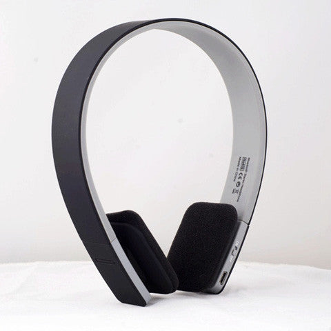 Wireless Bluetooth Stereo Headphones With MIC For iPhone 5S for Ipad For Tablet PC - CELLRIZON
