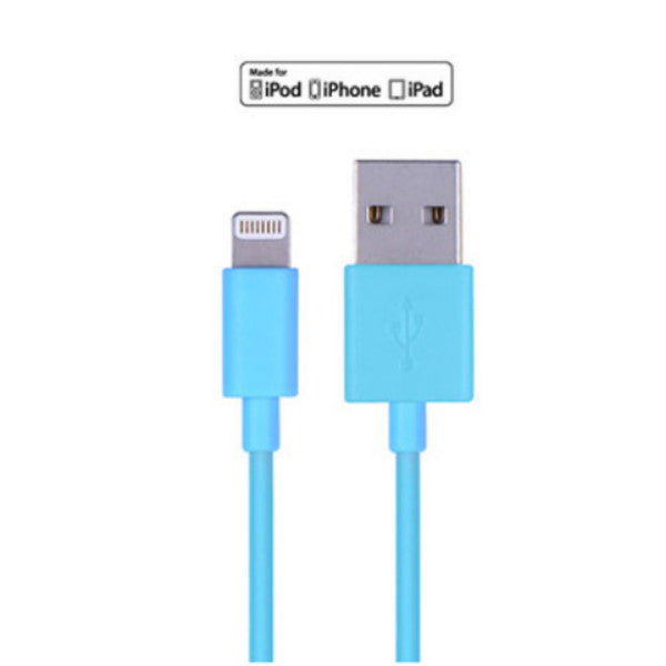 1M Standard Cable for iPhone 5 | 5c | 5s | 6 | 6plus - CELLRIZON