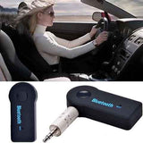 3.5mm Car Home Stereo Audio Bluetooth Hands-free Music Receiver - CELLRIZON  - 2