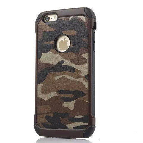 Camouflage color Iphone 5/5S phone case - CELLRIZON