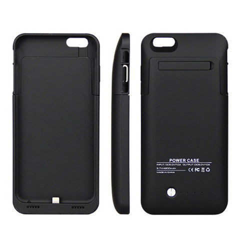 3500mah Battery Charger Case For Iphone 6S 4.7inch - CELLRIZON  - 1