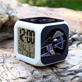 Colorful Star Wars Alarm Clock - Assorted Styles - Rama Deals - 5