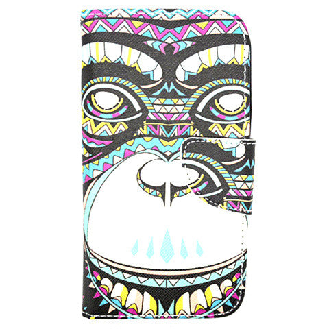 Cartoon synthetic Leather Case for Samsung Galaxy S5 - CELLRIZON