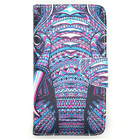 Elephant imitation Leather Case for Samsung Note 4 - CELLRIZON