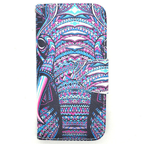 Elephant imitation Leather Case for iPhone 6 - CELLRIZON