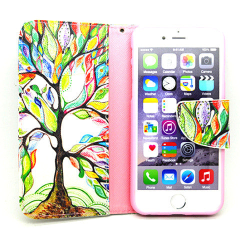 "Tree Leather Case for iPhone 6 4.7"" - CELLRIZON"