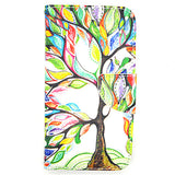 Tree Leather Case for Samsung Galaxy S5 - CELLRIZON
