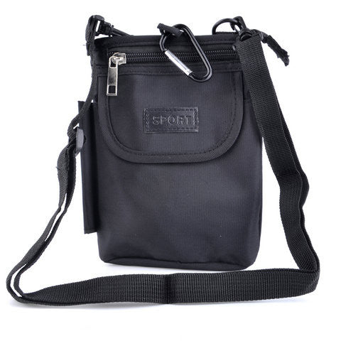 Fashion Mini Sport Style Inclined Shoulder Bag - CELLRIZON