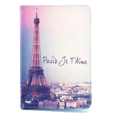 Paris Leather Case for iPad Air - CELLRIZON