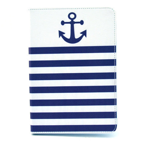 Anchor Artificial  Leather Case for iPad mini2 - CELLRIZON