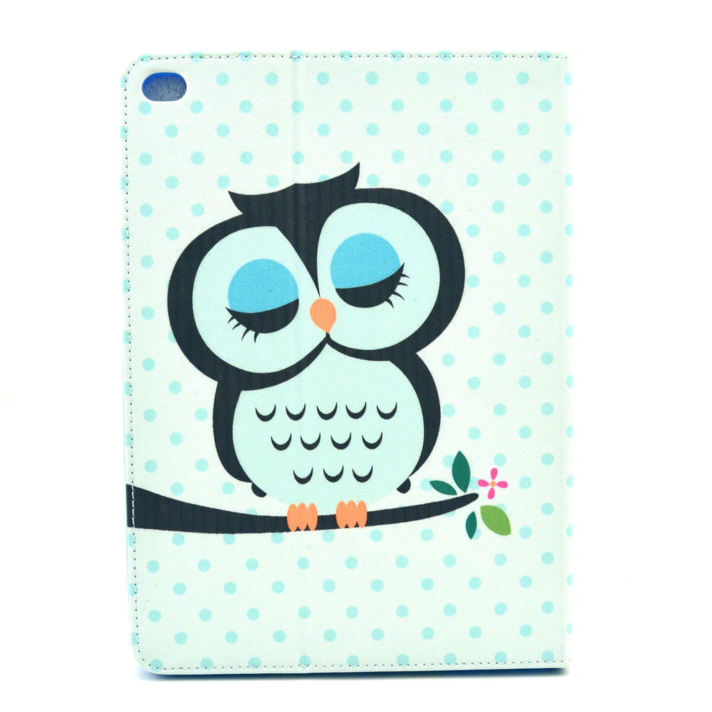 Sleeping Owl Leather Case for iPad Air2 - CELLRIZON