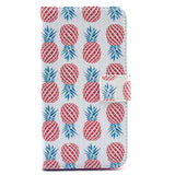 Pineapple Stand Leather Case For Samsung S6 - CELLRIZON