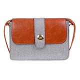 Denim Linen Bag For 6 inch - cross-section - CELLRIZON
