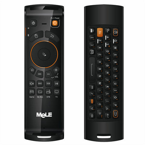 F10 deluxe wireless mini remote & air mouse/touch mouse - CELLRIZON