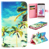 Coco Palm synthetic Leather Case for LG G3 - CELLRIZON
